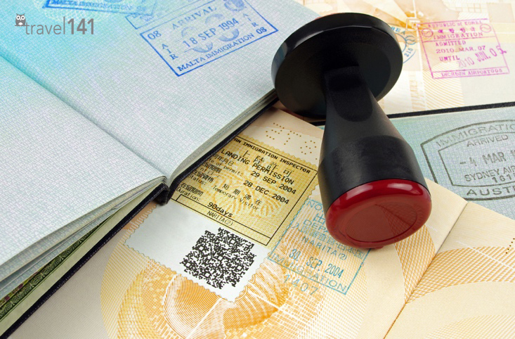 Procedures for extending a visiting visas for foreigners