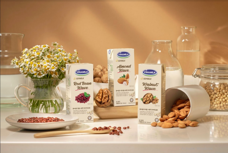 Vinamilk will export milk products to South Korea
